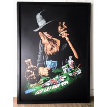 """THE GAMBLER"" by ELKI"