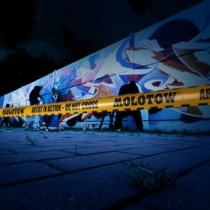 Molotow - Artist In Action Barrier Tape
