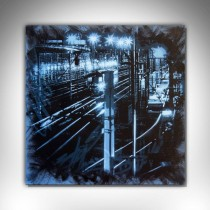"""ALSTOM YARD (BLUE)"" by ELKI"