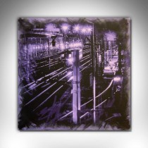 """ALSTOM YARD (PURPLE)"" by ELKI"