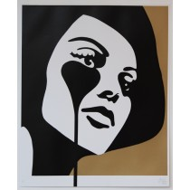 """CARLO PONTI'S NIGHTMARE"" PRINT (Golden Brown) by PURE EVIL"