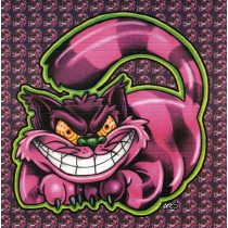CHESIRE CAT - BLOTTER ART
