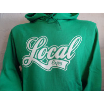 EDINBURGH LOCAL HOODIE - ENJOY LOCAL DESIGN