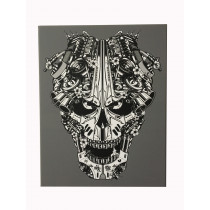 FPS - ENGINE SKULL CANVAS (SMALL)