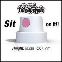 THE ORIGINAL FAT CAP CHAIR