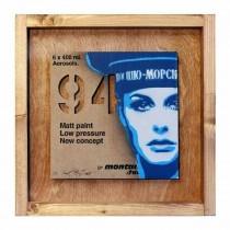 """MARINE GIRL"" BLUE by TANKPETROL"
