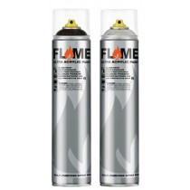 FLAME 600ml Cans