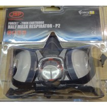 FORCE8 MASK with 2 P2 FILTERS