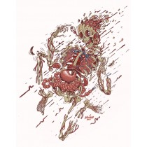 """""""HUMAN EXPLOSION"""" by NYCHOS"""