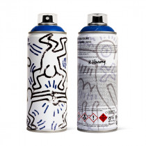 MTN LIMITED EDITION - KEITH HARING (DARK BLUE)