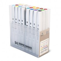 MTN 94 Graphic Markers - Pastel Set of 24