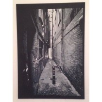 """NOTTINGHAM CITY ALLEY"" by LEE HENDERSON"
