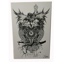 FPS - OWL CANVAS (SMALL)