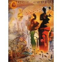 SALVADOR DALI - BLOTTER ART