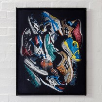 """SNEAKER COLLAGE #2"" by ELKI"