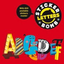 STICKER BOMB: LETTERS