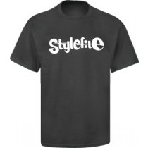 STYLEFILE T-SHIRT BLACK / WHITE