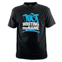 MONTANA - JUST WRITING MY NAME T-SHIRT