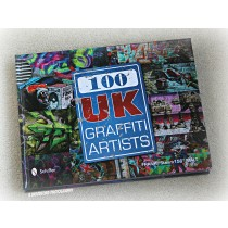 100 UK GRAFFITI ARTISTS BOOK